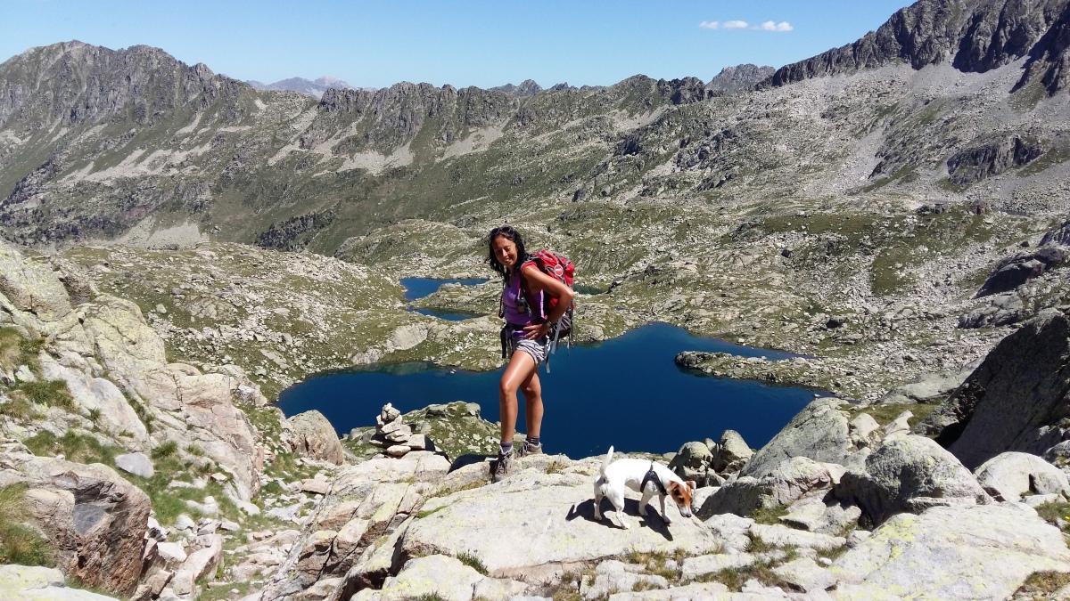 L'equipaggiamento trekking della Susi: l'apprensiva