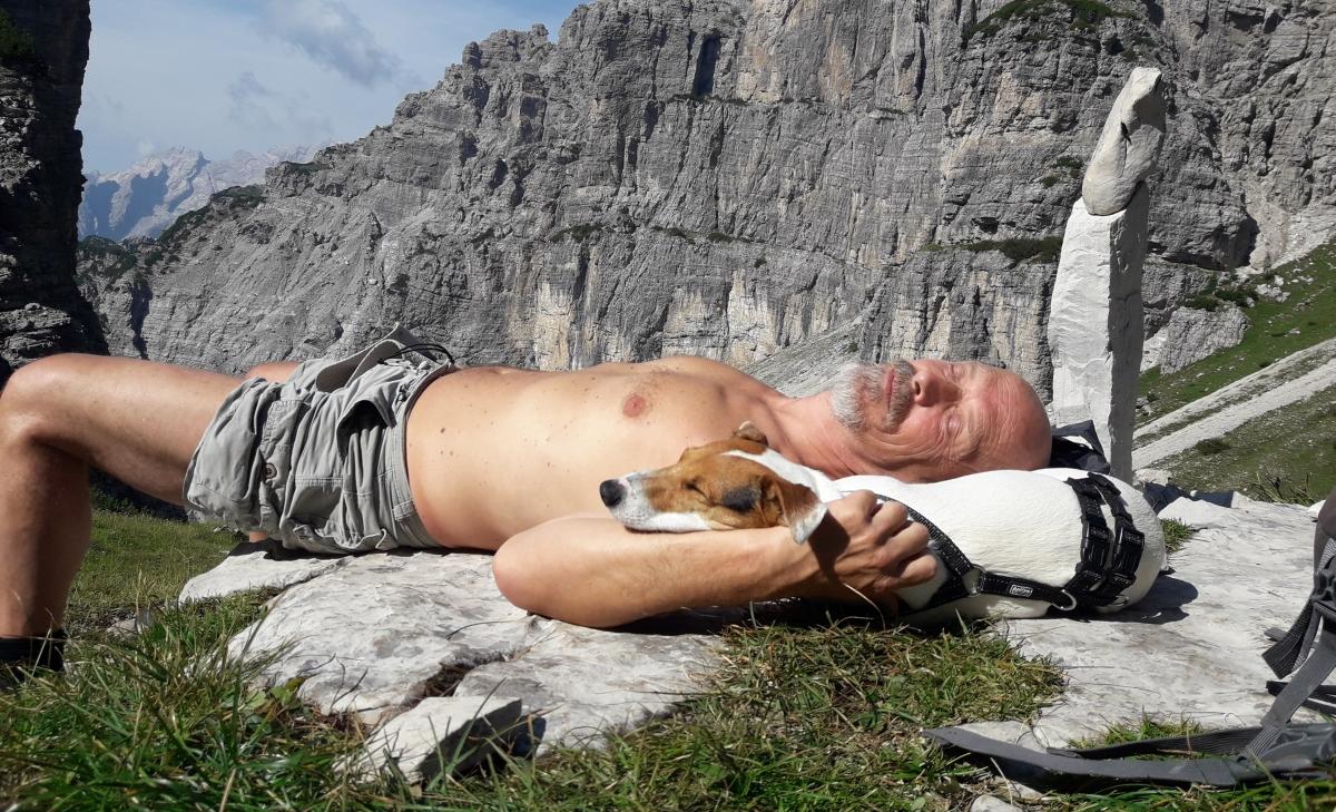 Trekking col cane: consigli pratici