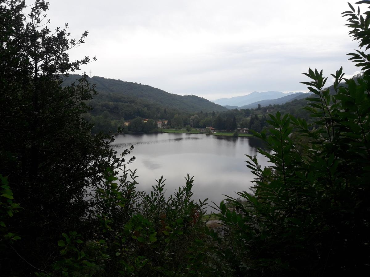 La Bassa Val Chiusella: I Laghi di Alice e Meugliano