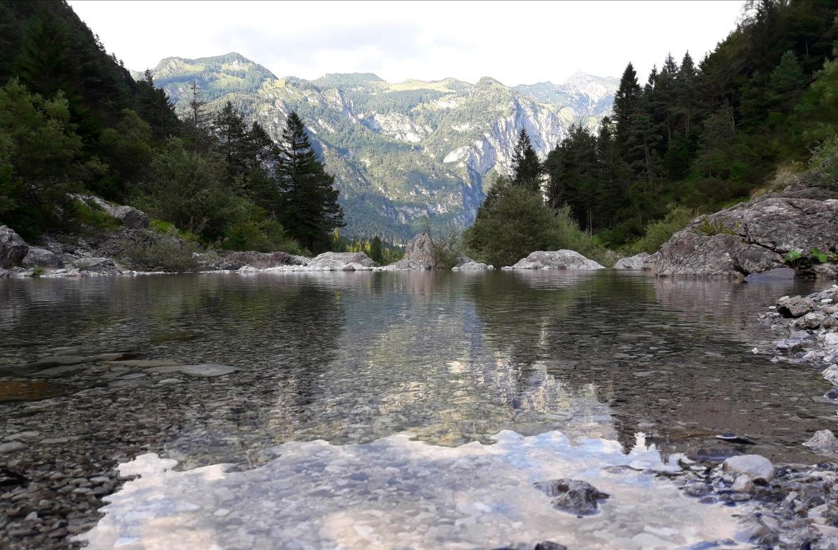 GIORNO 6: Alla scoperta del Tagliamento, il Re dei Fiumi Alpini