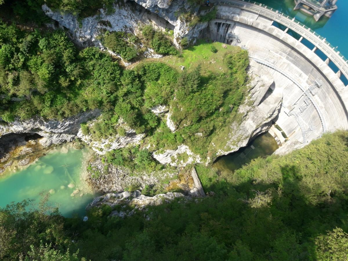GIORNO 3: La Riserva Naturale Forra del Torrente Cellina: Trenino Turistico, Ponte Tibetano e SkyWalk
