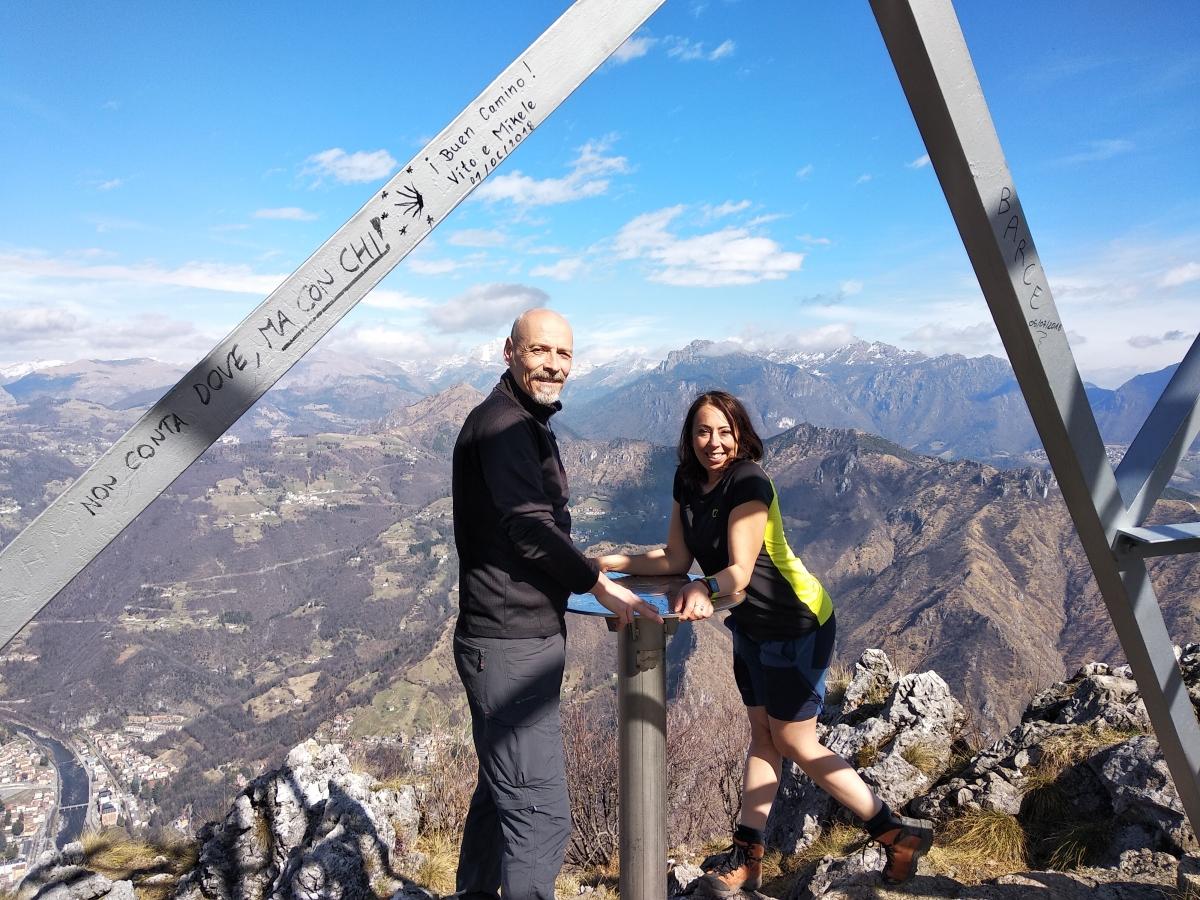 Prealpi Orobiche: Il Monte Zucco e i Giardini di Pietra