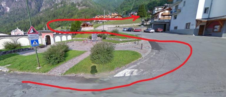 indicazioni stradali 1