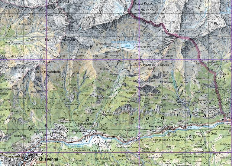 Val Bregaglia_mappa 1