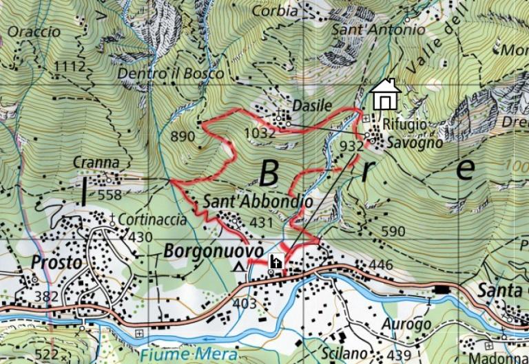 Val Bregaglia_mappa dettaglio