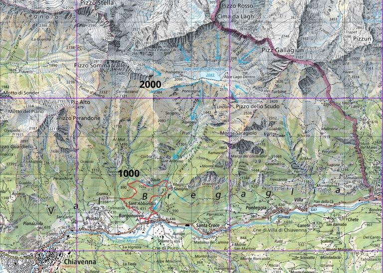 Val Bregaglia_mappa valli sospese